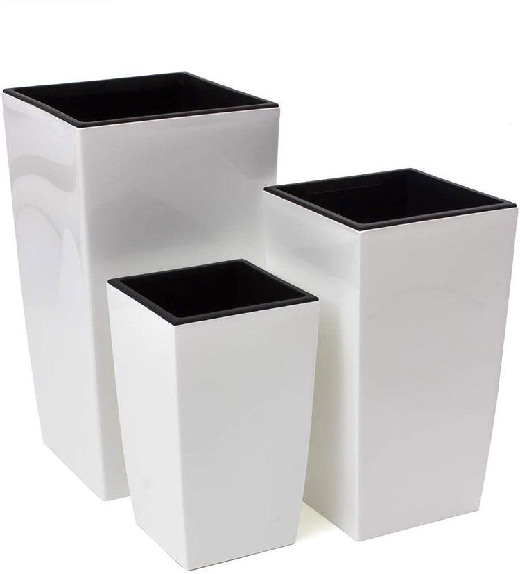 Modello di vaso moderno per piante da interno n.05