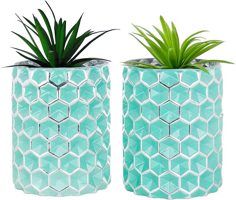 Modello di vaso moderno per piante da interno n.09