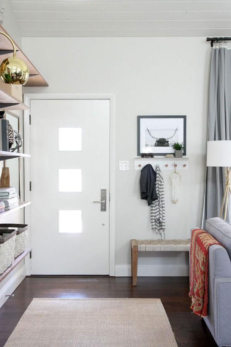 Idee su come arredare l'ingresso nel soggiorno n.05
