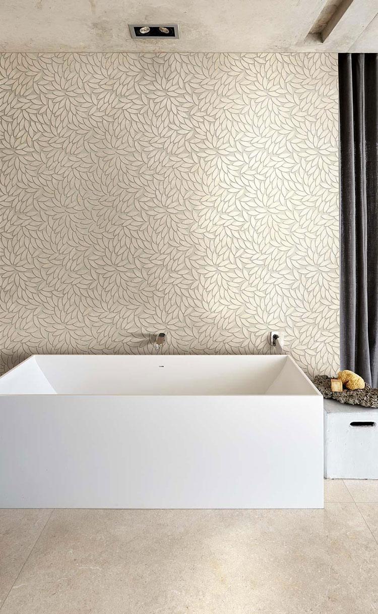 Piastrelle per bagno beige n.02