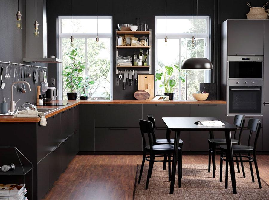 Modello di cucina industrial Ikea n.03