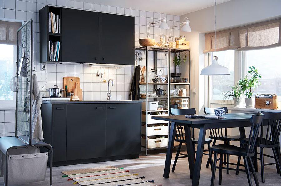 Modello di cucina industrial Ikea n.12