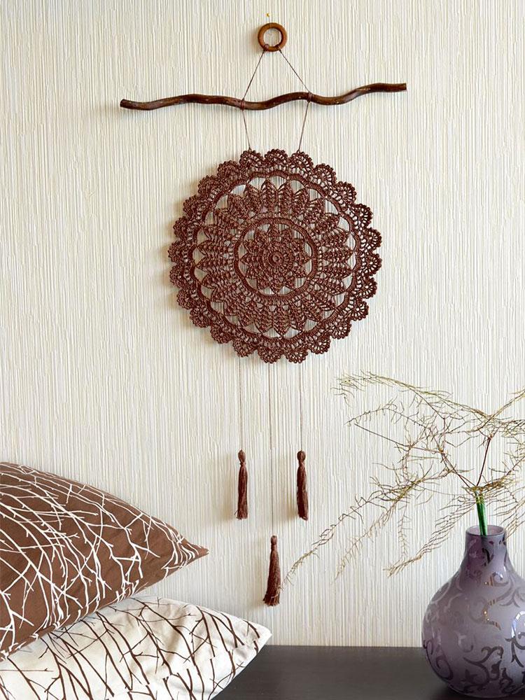 Pareti decorate con stoffa n.w