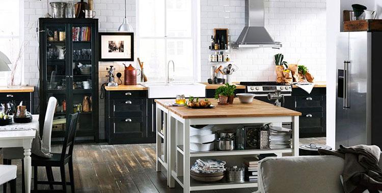 30 Idee Per Arredare Una Cucina Stile Industriale Ikea Mondodesign It