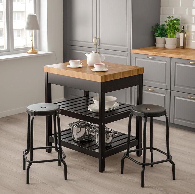 30 Idee per Arredare una Cucina Stile Industriale Ikea ...