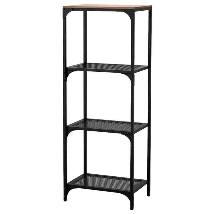 Modello di scaffale per cucina industrial Ikea n.03
