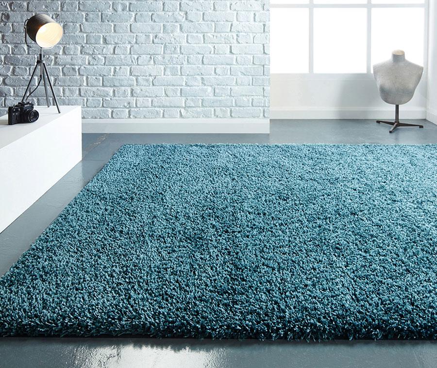 Idee per tappeti color ottanio n.2