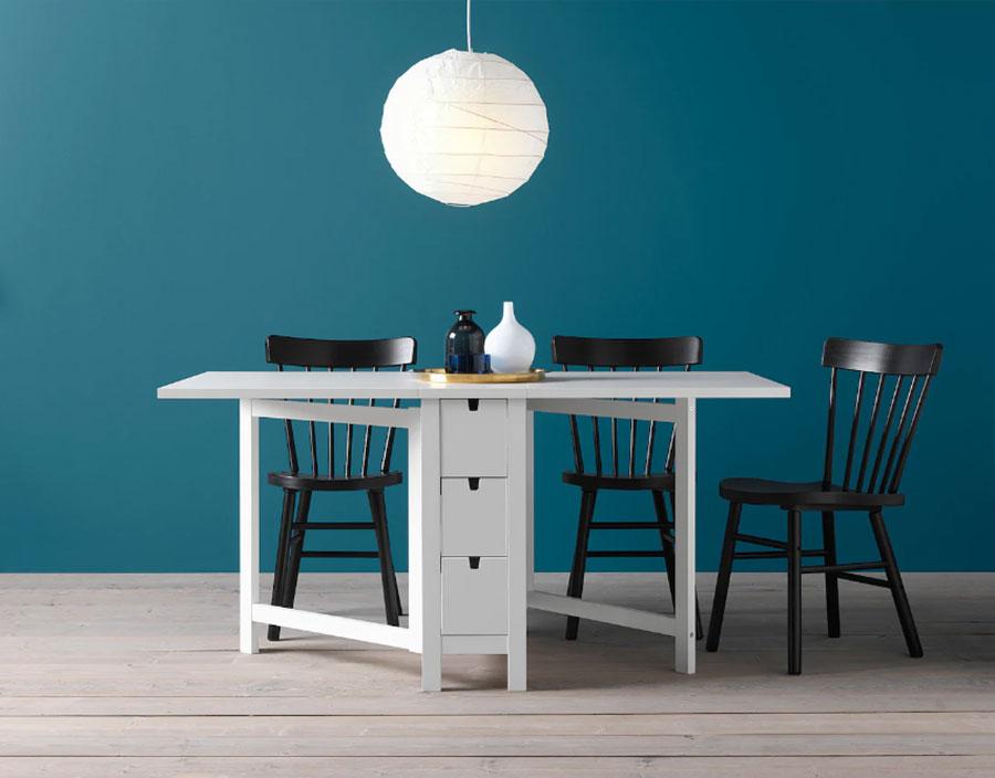 Tavolo trasformabile di Ikea n.02