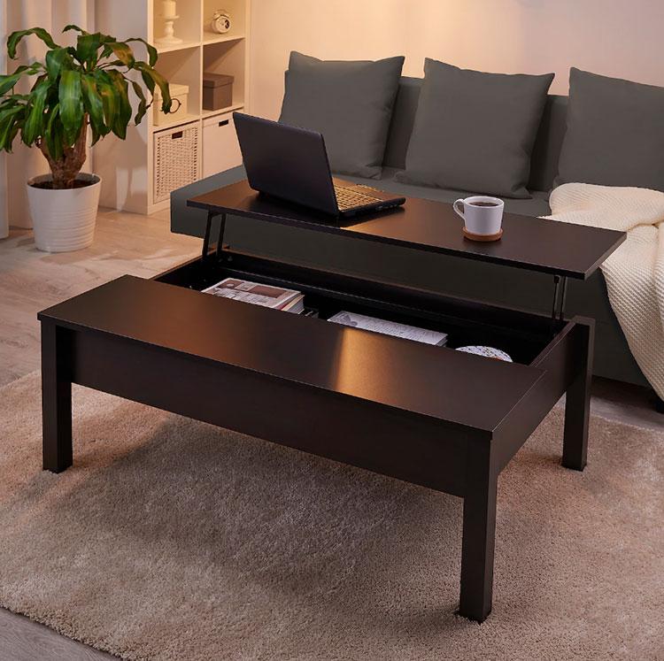 Tavolo trasformabile di Ikea n.03