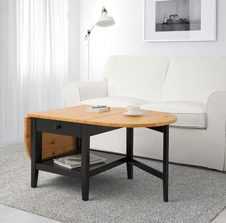 Tavolo trasformabile di Ikea n.04