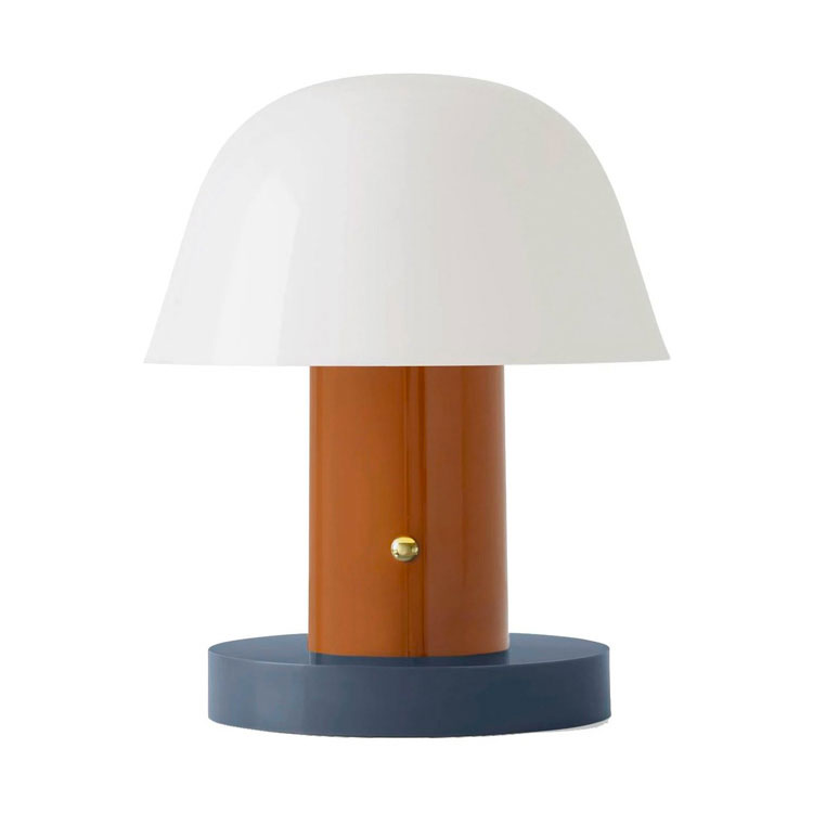 Idee per lampade color ruggine 2