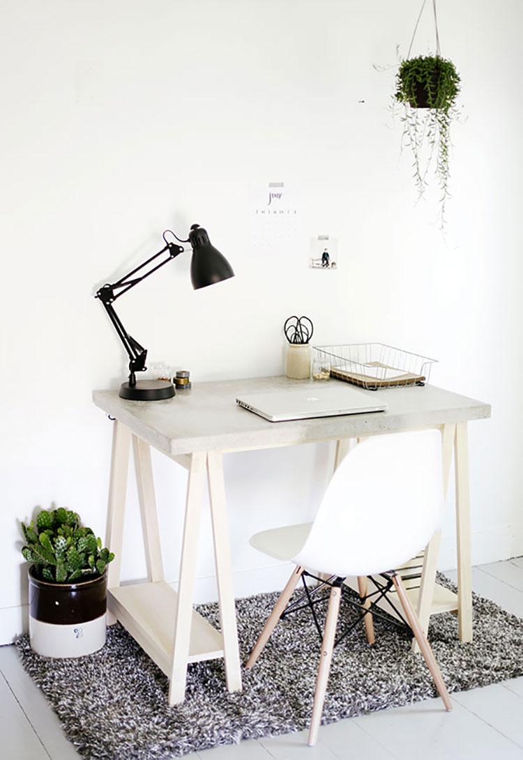 Tutorial per scrivania fai da te in legno n.1