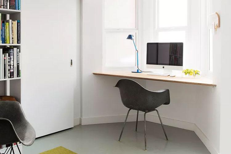 Tutorial per scrivania fai da te a muro n.2