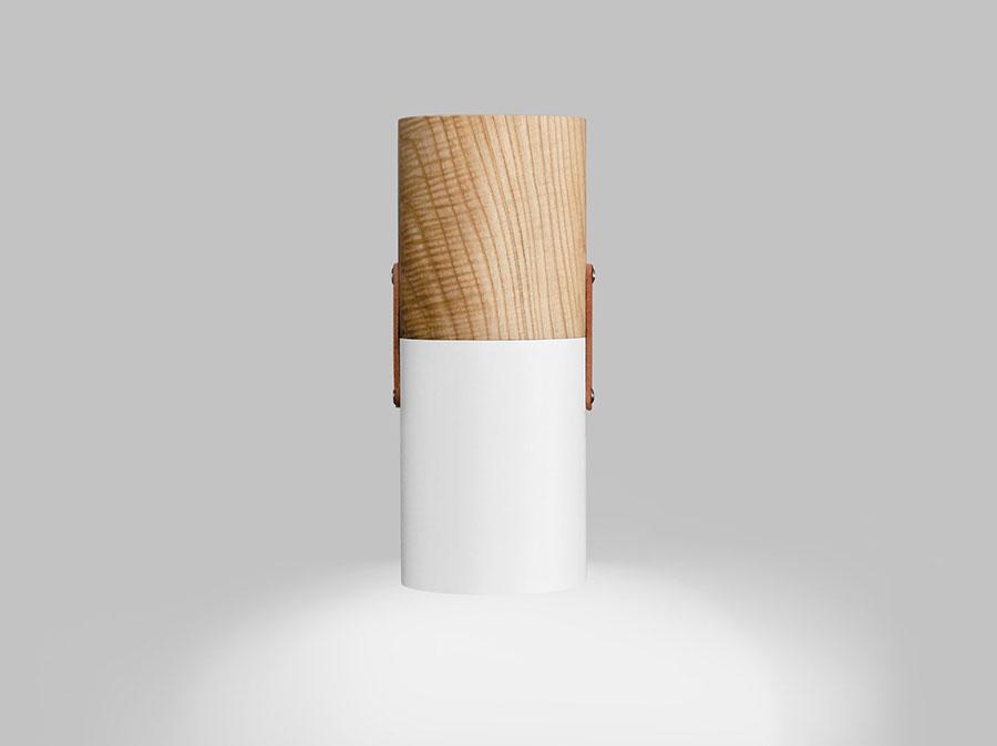 Modello di applique per camera da letto di design n.14