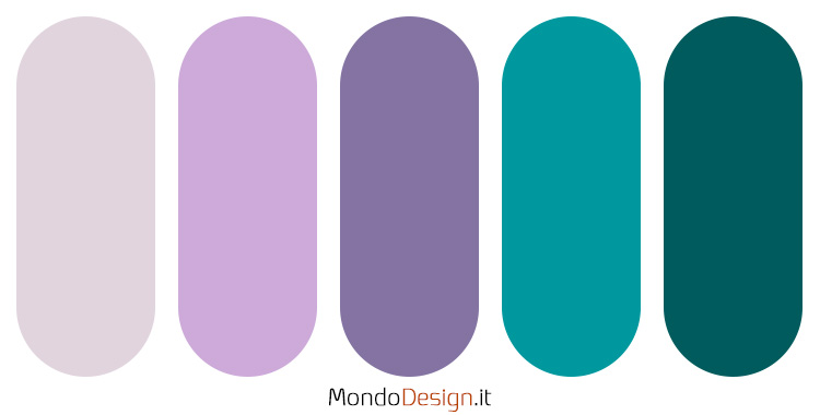 Palette colore lavanda 02