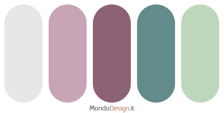 Palette colore lavanda 03