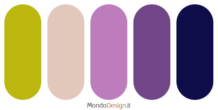 Palette colore lavanda 04