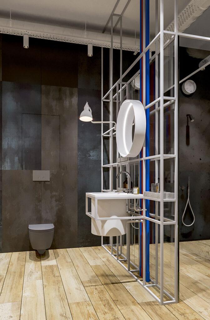Idee per arredare un loft in stile industriale n.47