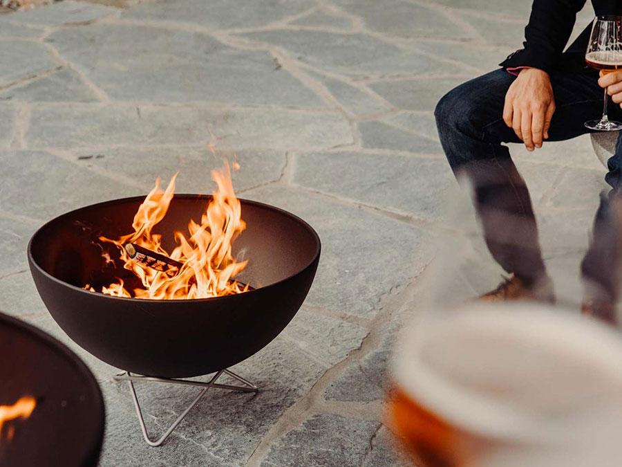 Modello di barbecue dal design moderno n.16