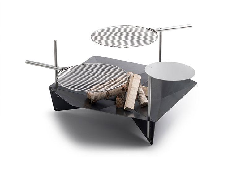 Modello di barbecue dal design moderno n.18