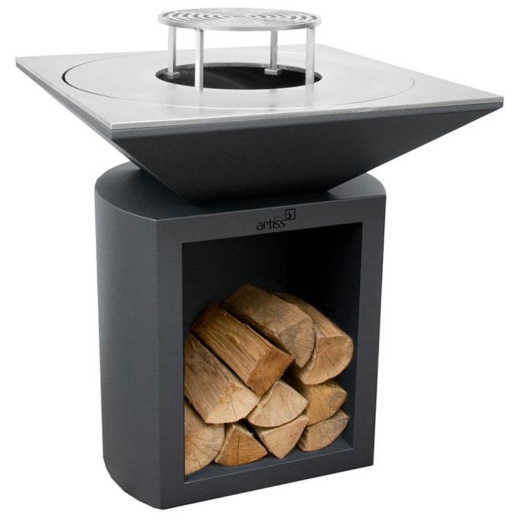 Modello di barbecue dal design moderno n.21