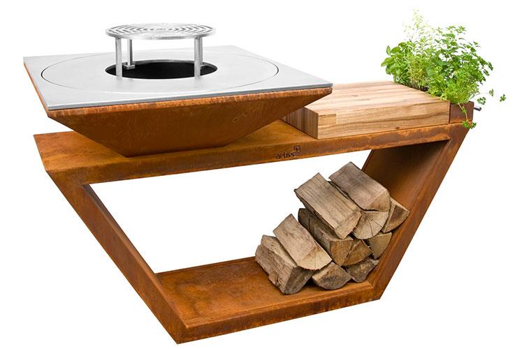 Modello di barbecue dal design moderno n.23