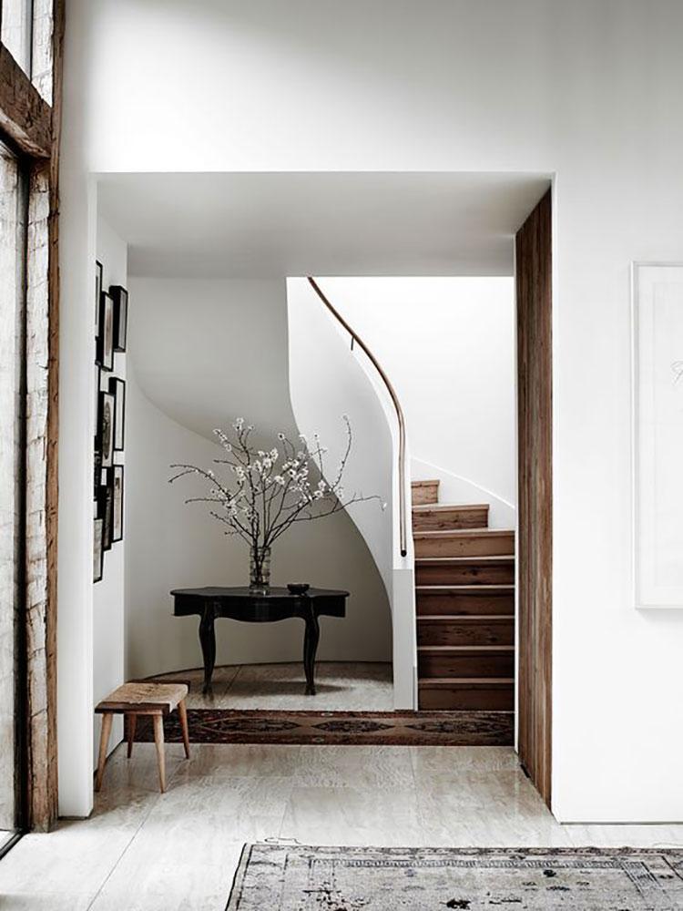 Idee per decorare l'ingresso di casa n.18