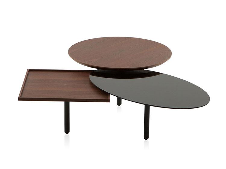 Modello di tavolino da salotto dal design moderno n.05