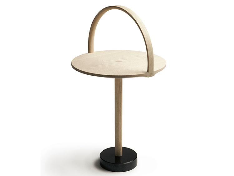 Modello di tavolino da salotto dal design moderno n.09