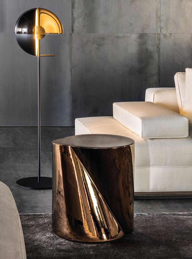 Modello di tavolino da salotto dal design moderno n.12