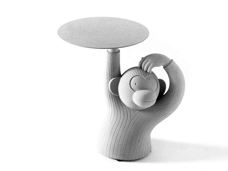 Modello di tavolino da salotto dal design moderno n.21