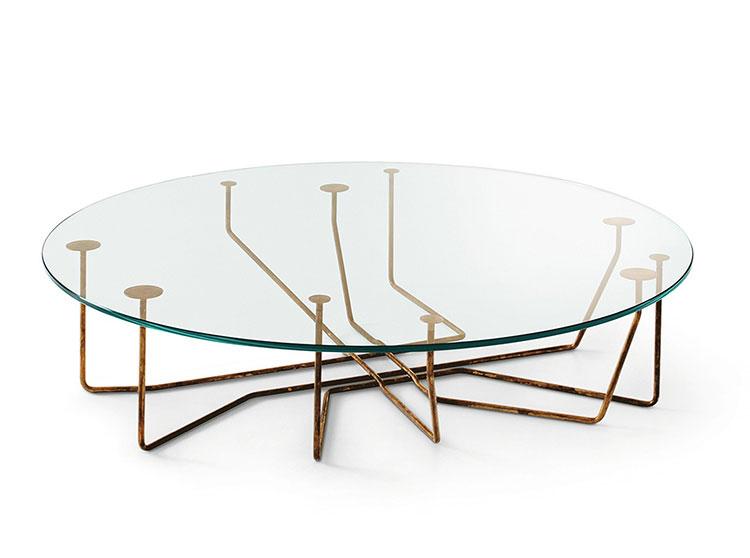 Modello di tavolino da salotto dal design moderno n.30