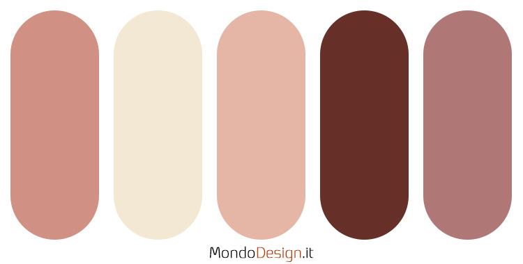 Palette colore avorio 2