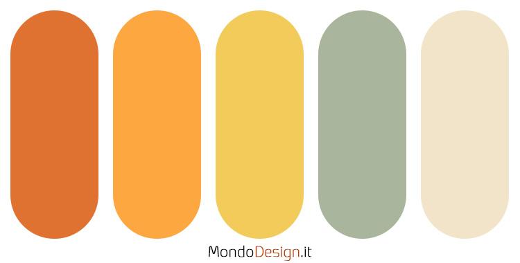 Palette colore avorio 4