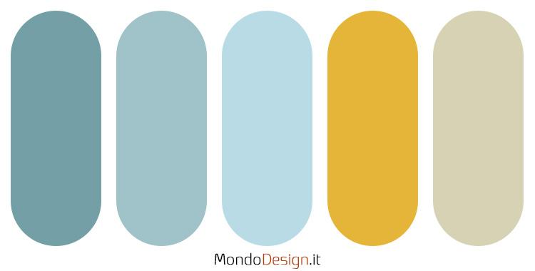 Palette colore avorio 5
