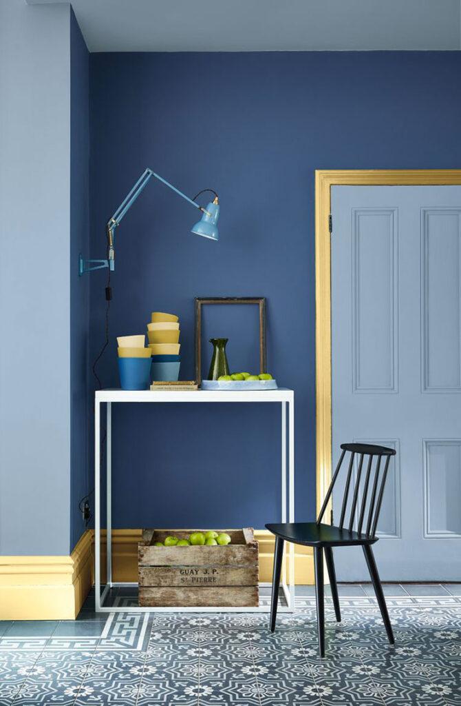 Idee per colori pareti ingresso n.02