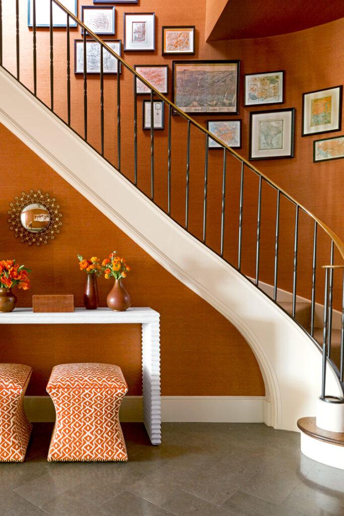 Idee per colori pareti ingresso n.13