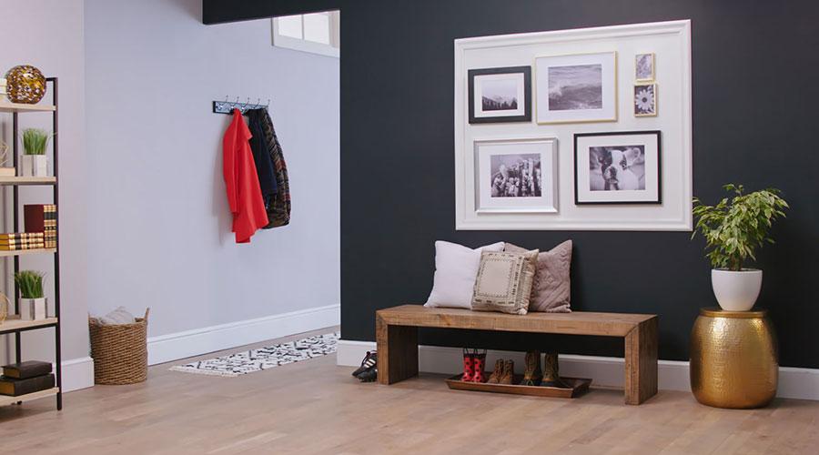 Idee per colori pareti ingresso e corridoio n.02