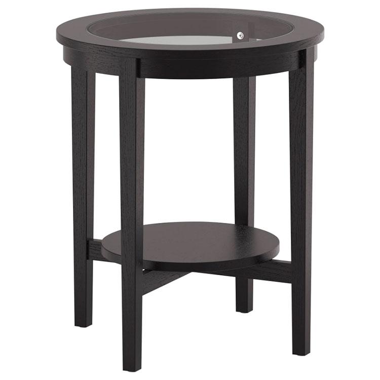 Modello di comodino rotondo Ikea n.06