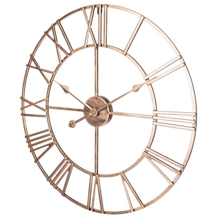 Orologio da parete stile industriale n.03