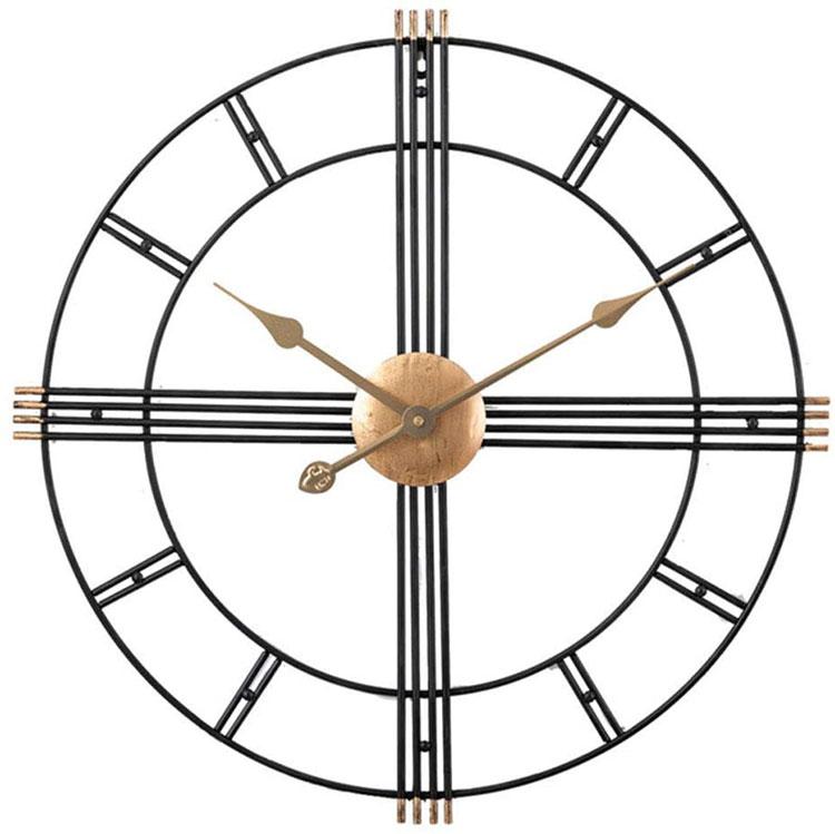 Orologio da parete stile industriale n.13