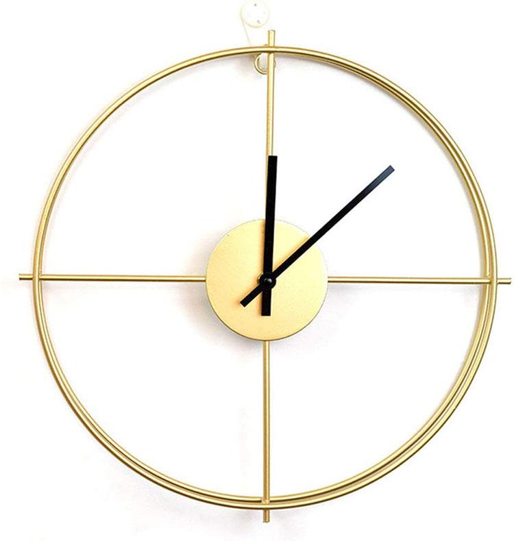 Orologio da parete stile industriale n.14
