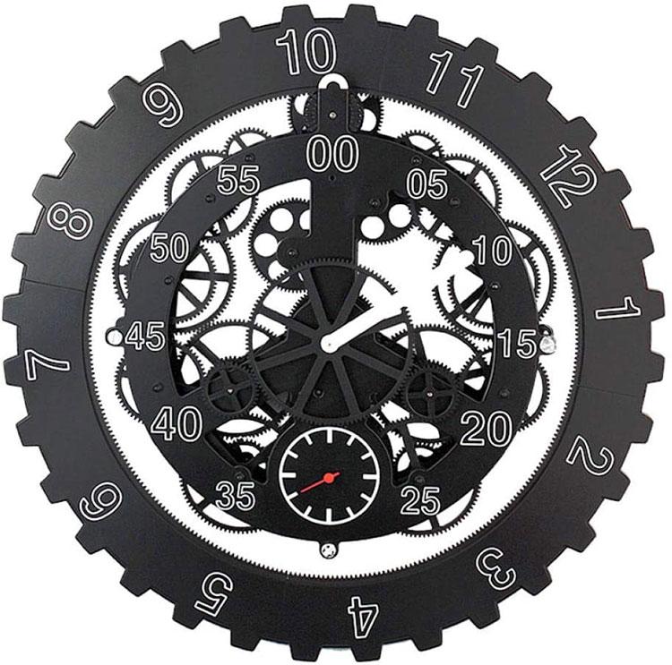 Orologio da parete stile industriale n.16