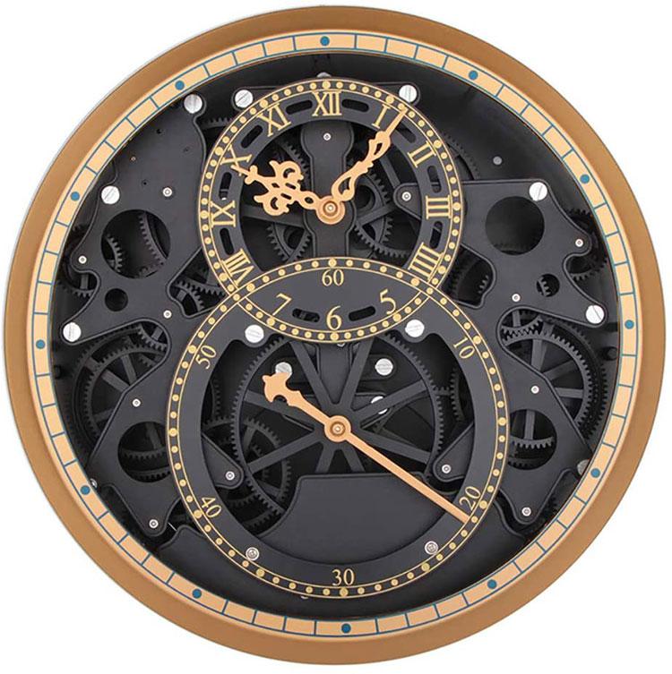 Orologio da parete stile industriale n.17