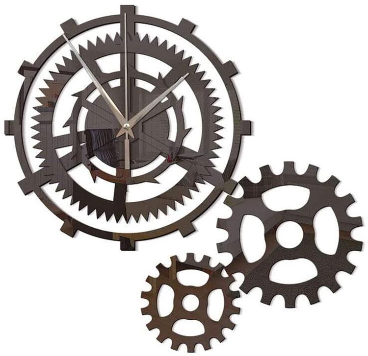 Orologio da parete stile industriale n.20