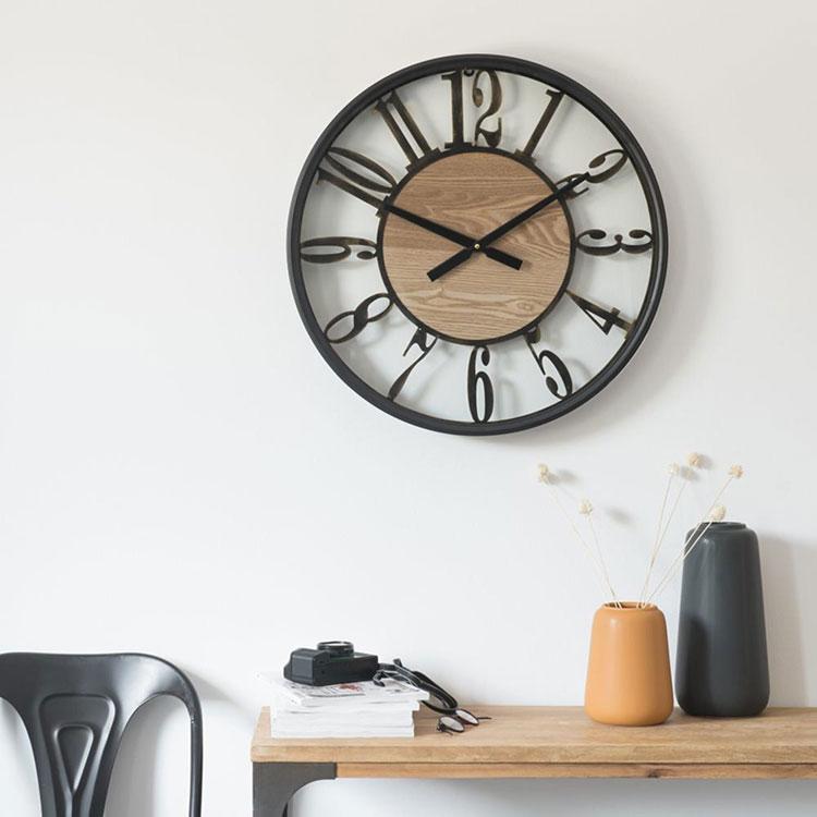 Orologio da parete stile industriale n.22