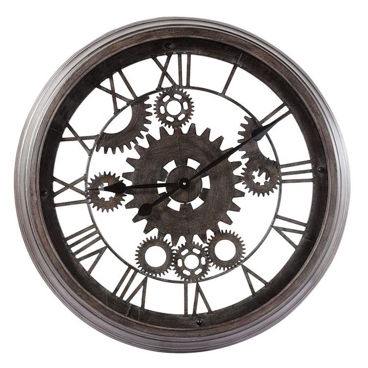 Orologio da parete stile industriale n.33