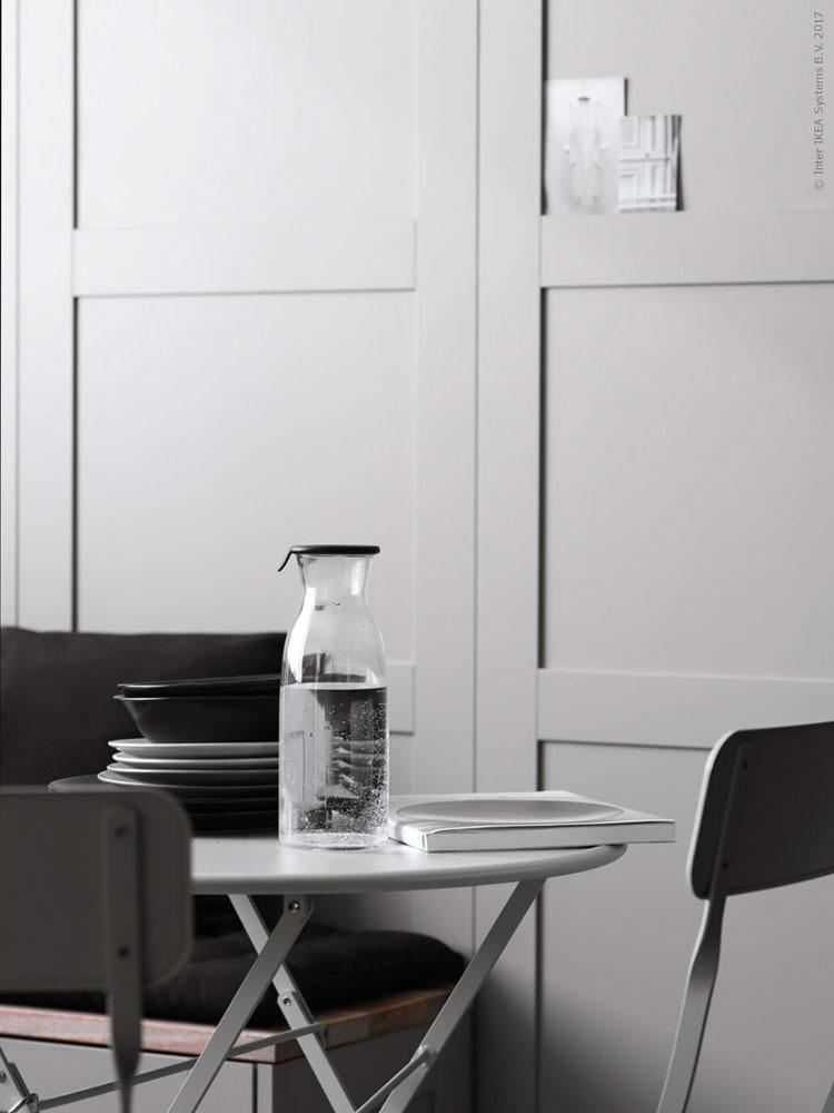Idee per boiserie Ikea n.04