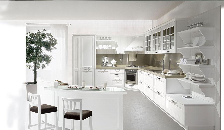 Modello di cucina classica moderna n.12