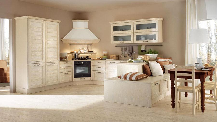 Modello di cucina classica moderna n.17